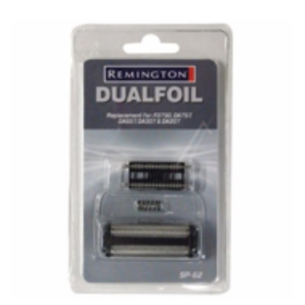 Remington SP62 kombi szett (szita+vágókés) F3790, F3800, és DA107, DA307, DA407, DF10, DF20, DF30, DF40, DF56 villanyborotva modellekhez